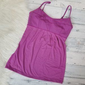•Lululemon• Debut Tank Ultra Violet